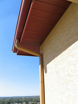 Busy Bee Construction Gutters